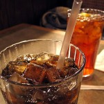 Soft drinks effect on reflux