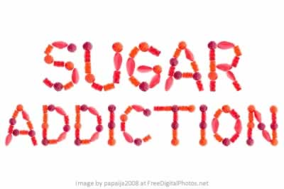 sugar addiction image