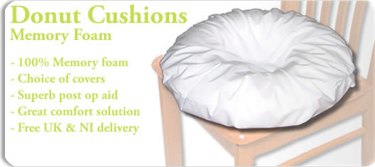 Donut Cushions · Donut Cushions