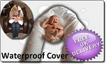 Breast feeding/Nursing Waterproof V  Pillow