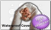 V Pillow Case, waterproof covers Image