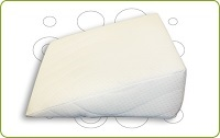 Maternity wedge pillow GIF