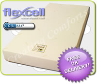 Flexcell Coolmax 700™ Memory Foam Mattress