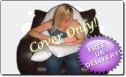 Body Hug Pregnancy pillow *COVER ONLY
