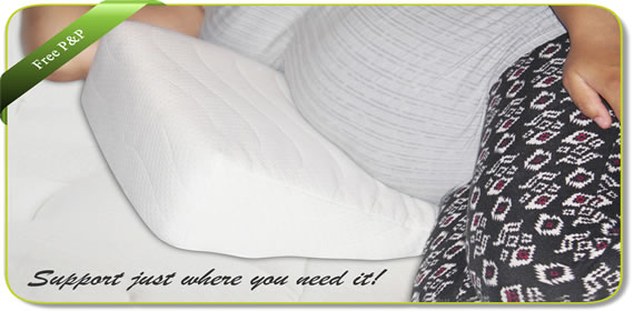 Pregnancy wedge pillow