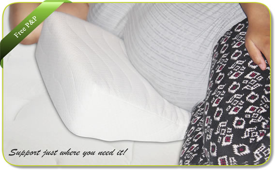 Maternity Support Pillow/Wedge Cushion